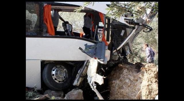 Balıkesir'de feci kaza: 1 ölü, 33 yaralı