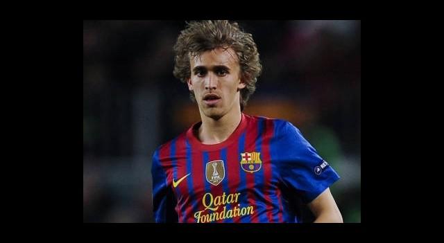 Barça'nın Genç Yıldızı Stoke City'de