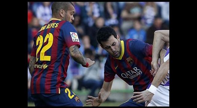 Barça vurgun yedi!