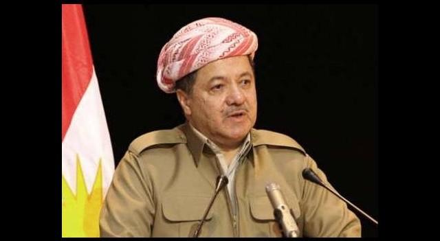Barzani'den ''savaşın'' çağrısı!