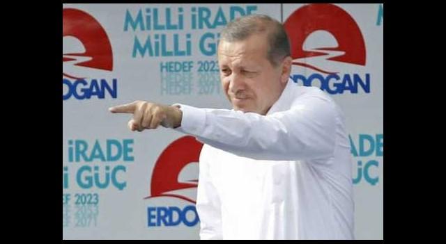 Başbakan Erdoğan o sloganı susturdu