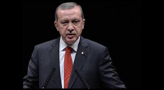 Erdoğan Irak ve ABD'yi uyardı