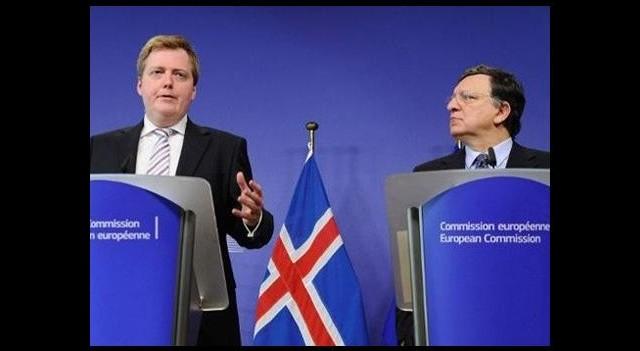 İzlanda AB'den vazgeçiyor