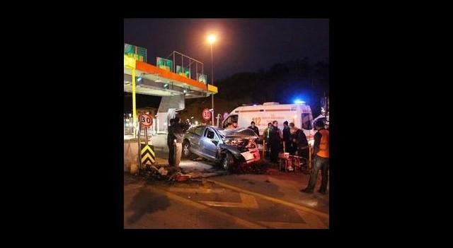 Boğaziçi Köprüsü Gişelerinde Kaza: 1 Ölü
