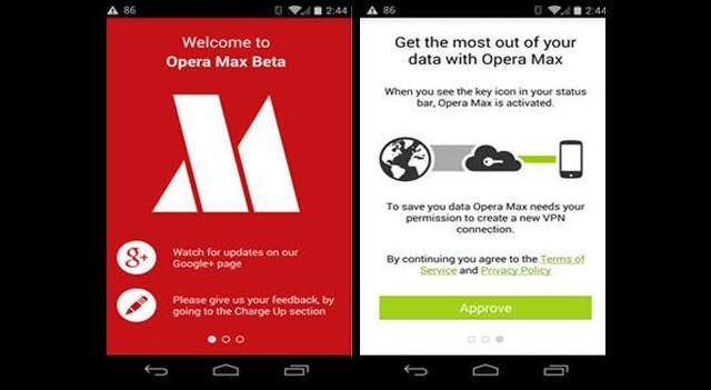 Opera Max Devrimi!