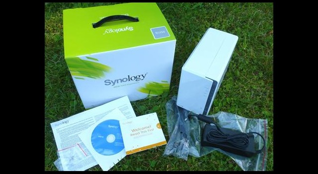 Synology DS213j - İnceleme