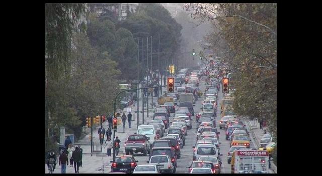 Trafikte Uzun Yola EDS'li Takip Uygulaması