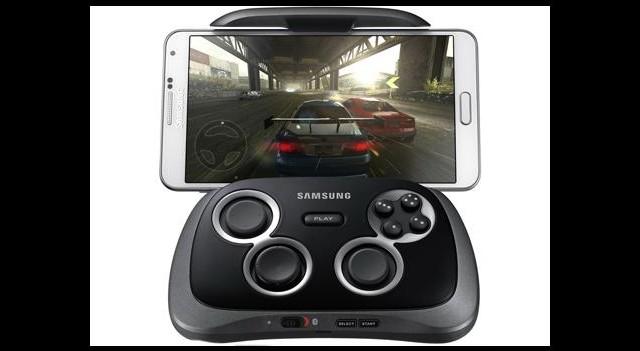 Samsung'dan Oyun Kontrol Cihazı!