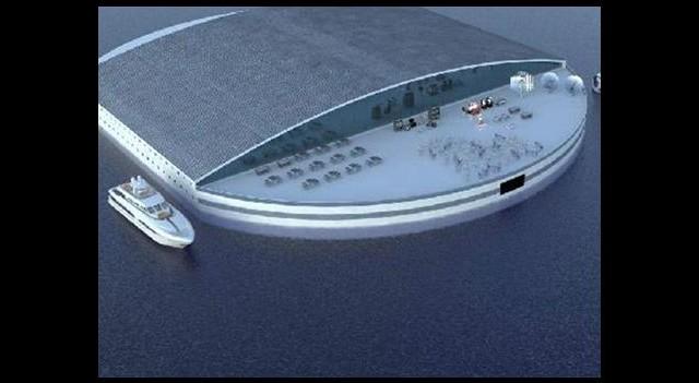 Yüzer Otoparklar Geliyor