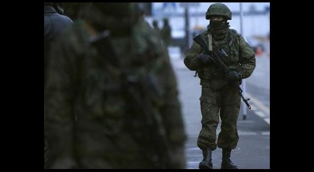 'Rusya, Kırım'a 2 bin asker indirdi'
