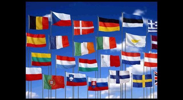 Bir ülke bayrağını değiştiriyor