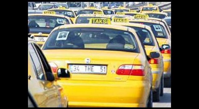 Sırdaş taksici şoförler geliyor