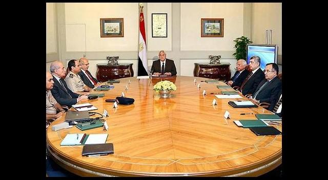 Mısır'da Seçim Sandıklarının Yönetiminde Değişiklik