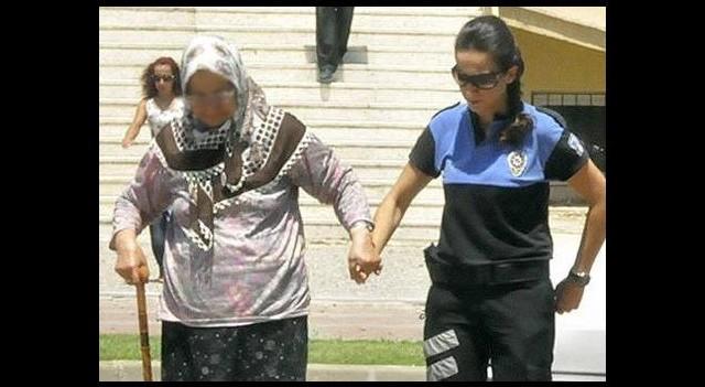 83 yaşındaki kadın torununu boğarak öldürdü!