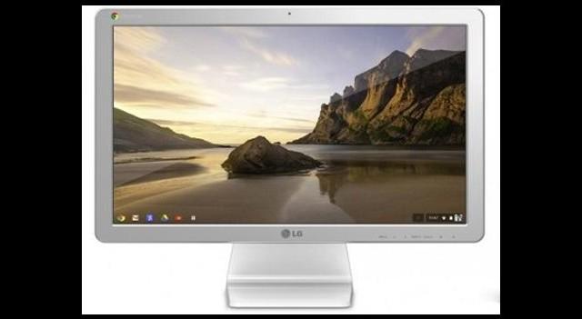 ChromeOS ile Çalışan Bilgisayar: Chromebase