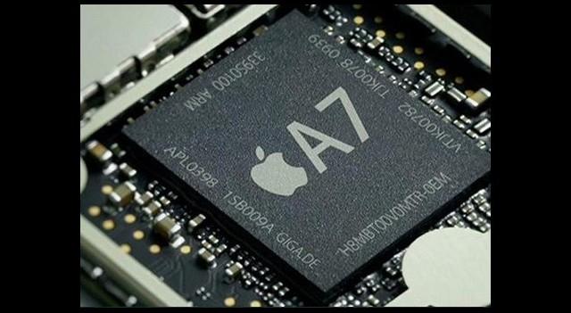 Apple A7, Çip Üreticilerini Korkuttu!