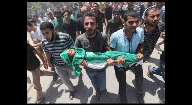 İsrail Gazze'ye nefes aldırmıyor