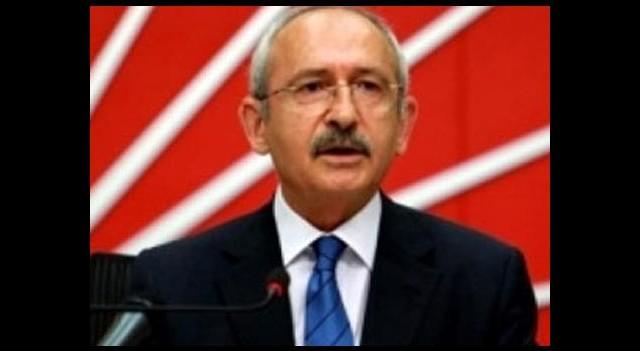 Kılıçdaroğlu: Sarıgül için İstifa Edebilirim