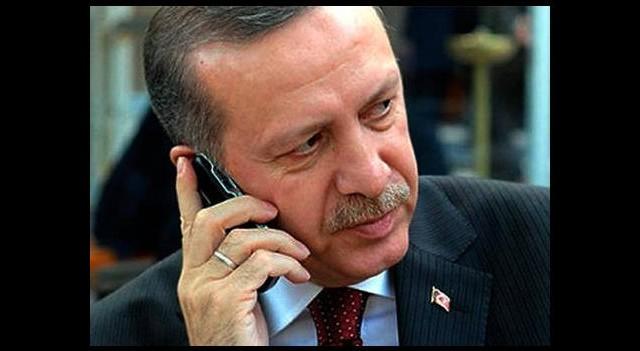 Başbakan'dan sürpriz telefon!