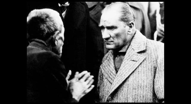 Azerbaycan'da Atatürk'e yasak!