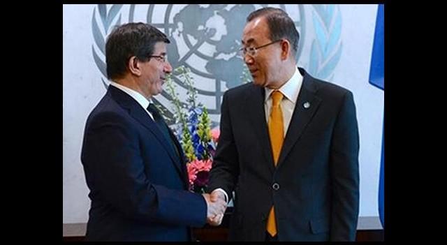 'Berkin iç meselemizdir, BM'de konuşulmaz'