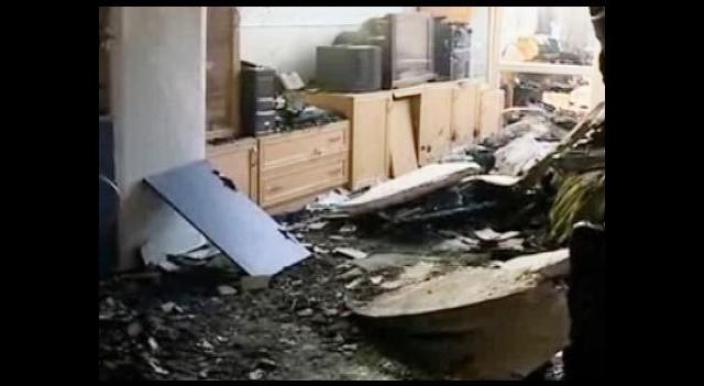 Dev Yangın 20 Evi Kül Etti