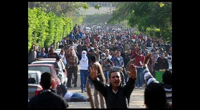 Mısır'da Direniş Haftası