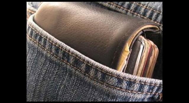 Arka cepte cüzdan taşıyanlar dikkat!
