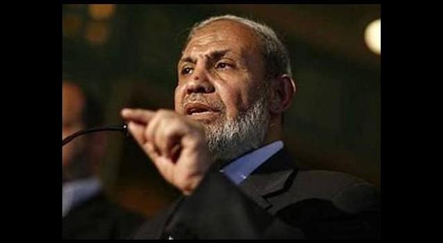 Hamas liderinin evine füze