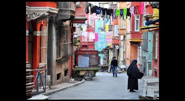 İstanbul'un bu semti 40 kat değerlendi