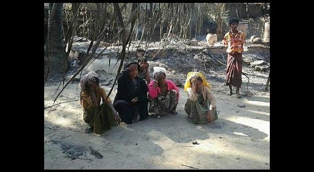 Myanmar'daki şiddeti 8 Müslümanın ölümü tetikledi