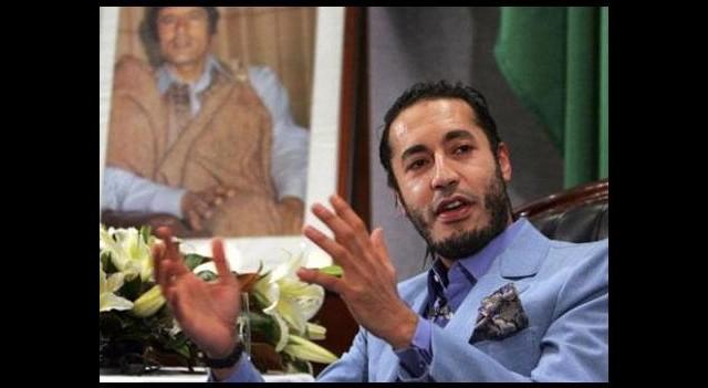 Kaddafi'nin oğlunu yakalayıp...