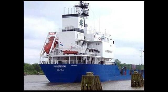 İsrail füze taşıyan gemiye el koydu