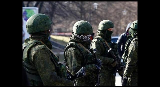 Rusya asker yığıyor