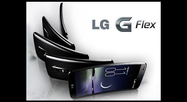 LG G Flex'in Uluslararası Satışları Başlıyor
