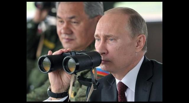Rus ordusu alarma geçti