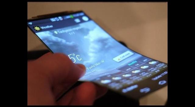 LG'den Bükülebilir Ekran Kehaneti!