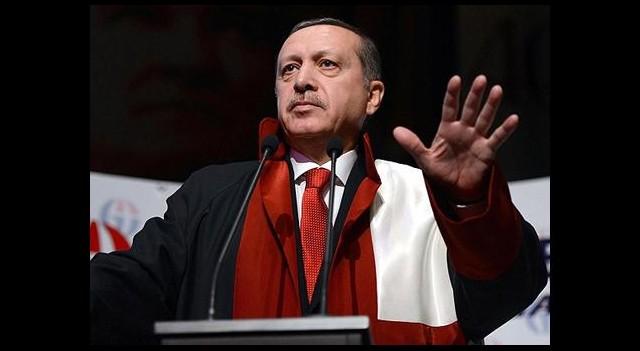 Erdoğan: Önümüzde İki Seçenek Var