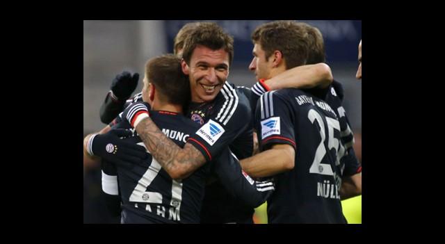 Bayern Münih'ten Mainz Patlaması