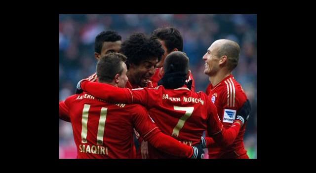 Bayern Münih'in İnsafı Yok!