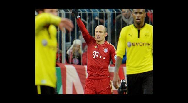 Bayern'e Yan Bakılmıyor!