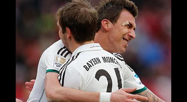 Bayern Münih yarı finale uçtu