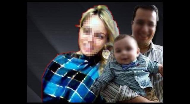 6 aylık down sendromlu bebeğini boğarak öldürdü!