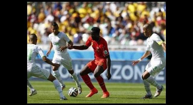 Belçika sonradan açıldı (Belçika - Cezayir maçının özeti)