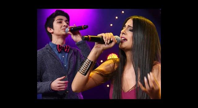 Ayda Mosharraf ve Berkan Taşkın'ın Yarı Final Performansı