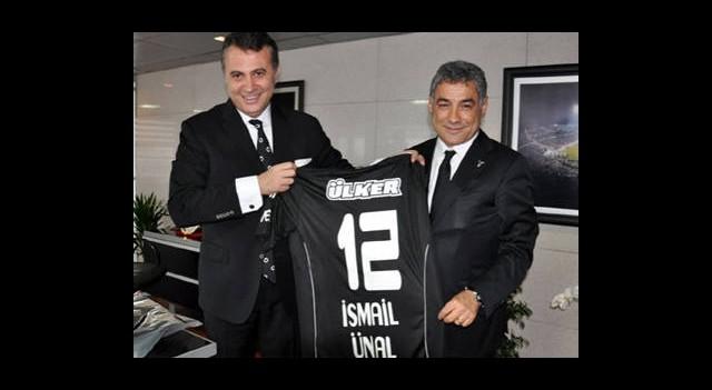 Beşiktaş Belediyesi'nden Beşiktaş Başkanı'na Ziyaret