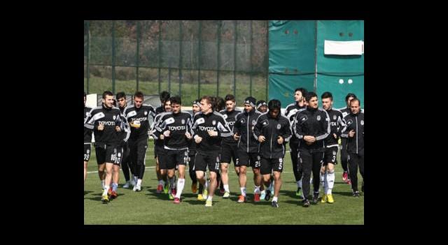 Beşiktaş, Derbi Maçın Hazırlıklarını Tamamladı