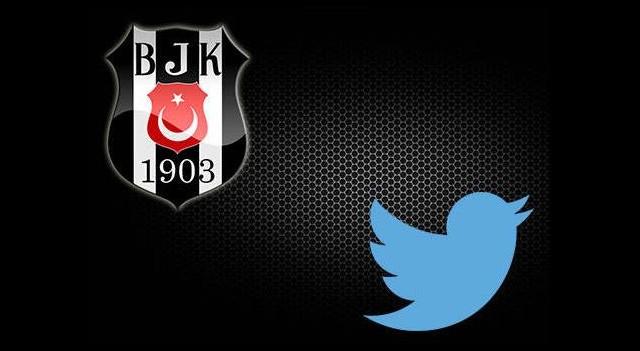 Beşiktaş'a twitter dersi!