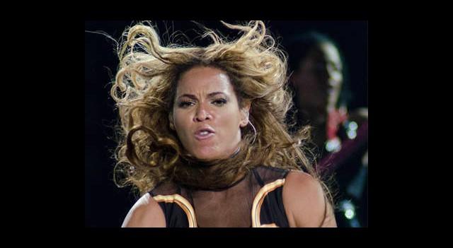 Beyonce'den Basına Yasak!