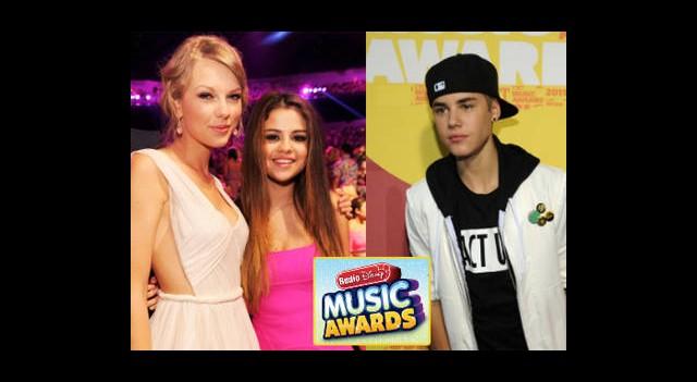 Taylor, Selena ve Justin Birbiriyle Kapıştı!
